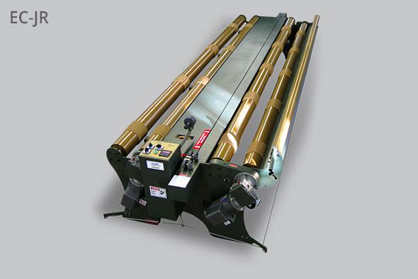 carpet rolling machine